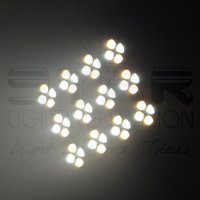 SET LIGHT LED WHITE CTC