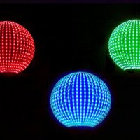 Esfera LED Color