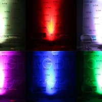 LED WALL WASH RGB