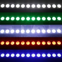 LED WASH BAR 16X15W RGBW