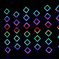 Square Led Light RGB