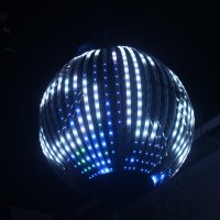 ESFERA LED PIXEL – 60cm