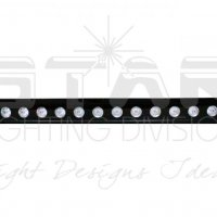 LED WASH BAR 18x3W RGB PX