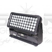 LED Top Wash 60X10W RGBW 60 graus