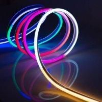 FITA NEON FLEX PIXEL RGB 56 LEDs por  Metro